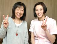 仙台市にお住まいのI.Hさん(60代女性)